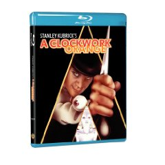 A Clockwor Orange Blu-Ray
