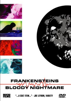 Review Writing Contest #2 prize: Frankensteins Bloody Nightmare