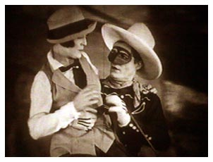 Still from The Great K&A Train Robbery (1926)