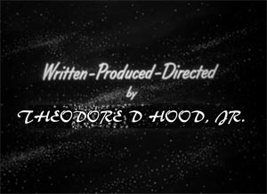 Ted Hood's Plan 9 from Outer Space