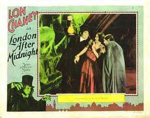 London After Midnight (1927) lobby card