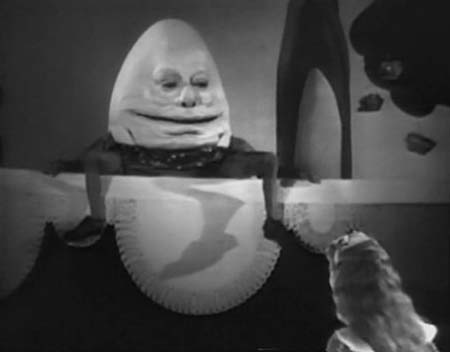 Still from Alice in Wonderland (1933)