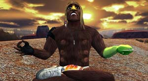 Still from Xavier: Renegade Angel