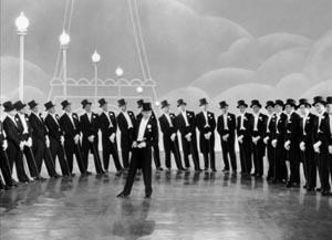Still from Top Hat (1935)