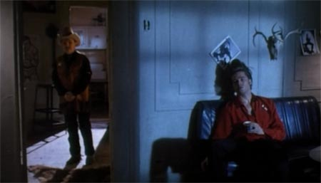 Still from Johnny Suede (1991)