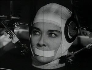 Still from The Brain that Wouldn't Die (1962)