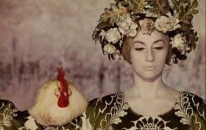 Still from The Color of Pomegranates (1968)