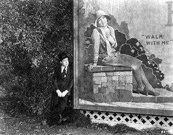 Still from Tramp, Tramp, Tramp (1926)