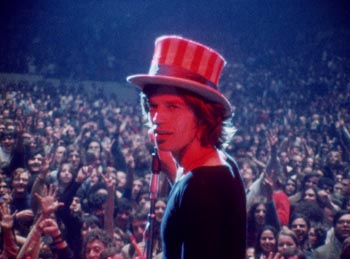 Still from Gimme Shelter (1970)