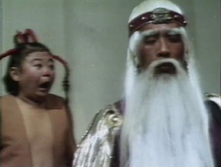 Still from Return of the Kung Fu Dragon (1976)