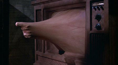 Still from Videodrome (1983)