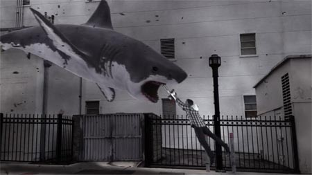 Still from Sharknado (2013)
