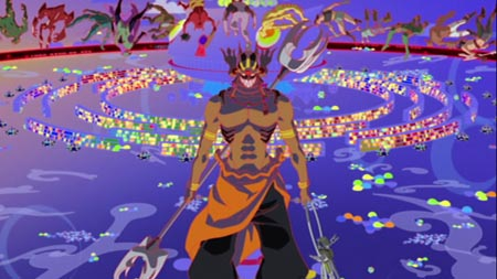 Still from Summer Wars (2009)
