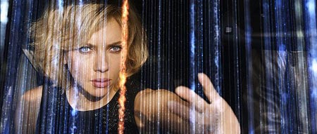 Still from Lucy (2014)