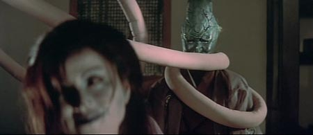 Still from Yokai Monsters: Spook Warfare (1968)