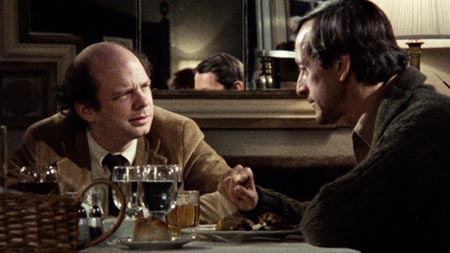 Still from My Dinner with Andre (1981)