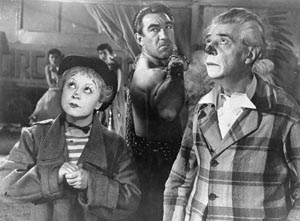 Still from La Strada (1954)