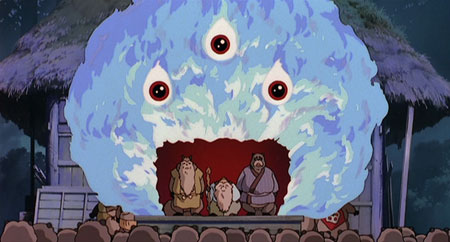Still from Pom Poko (1994)