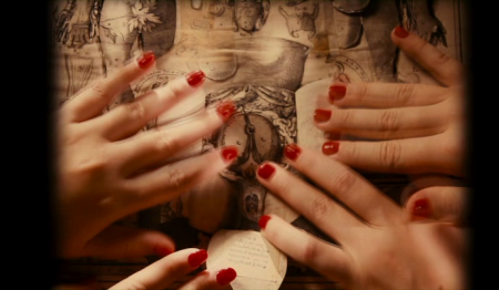 Still from Through the Weeping Glass (2011)