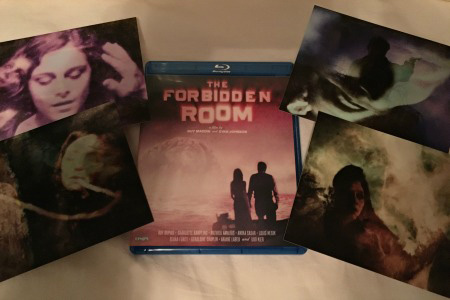 The Forbidden Room Blu-ray