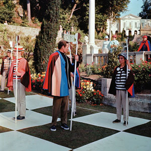 Still from The Prisoner