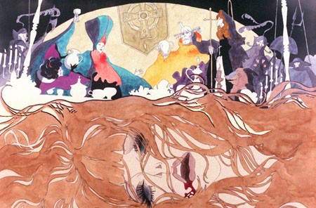 Still from Belladonna of Sadness (1973)
