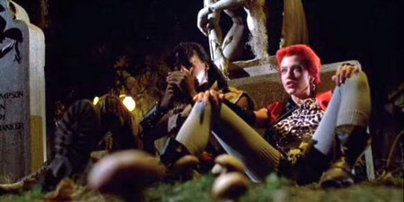 Still from Return of the Living Dead (1985)