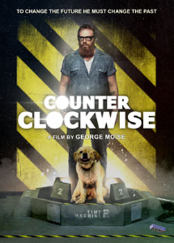 Counter Clockwise (2016) DVD cover