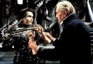 Still from Edward Scissorhands (1990)