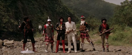 Still from Fantasy Mission Force (1983)
