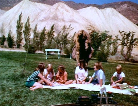 Still from The Godmonster of Indian Flats (1973)