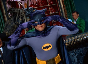 "Still from Batman ""Hey Diddle Riddle"" (1966)"