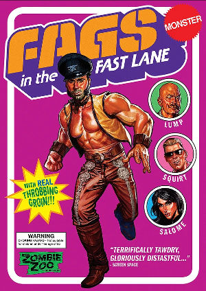 Fags in the Fast Lane DVD cover