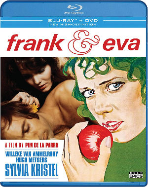 Frank & Eva Blu-ray cover