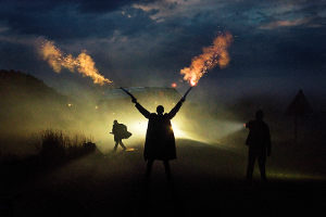 Still from Five Fingers for Marseilles (2018)