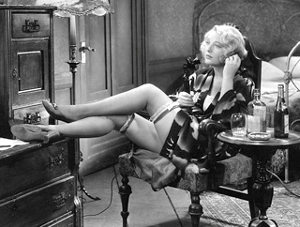 Dorothy Mackaill in Safe in Hell (1931)